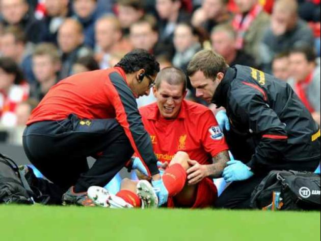Injury woe for Reds