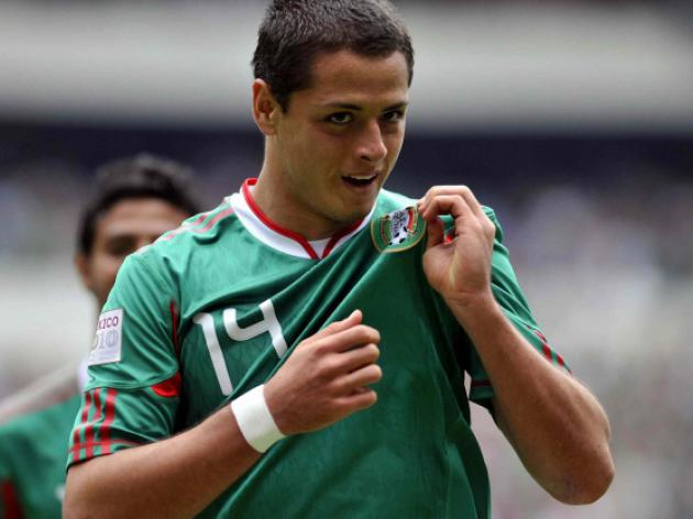 Confed Cup gives Chicarito chance to shine