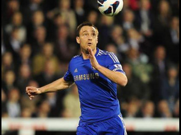 Terry expects summer contract talks