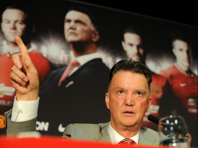 LvG in positive mood ahead of new season