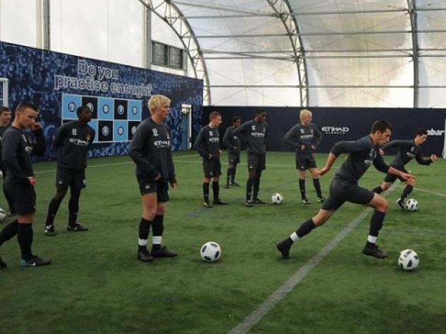 The Manchester City academy - inside the 10m talent factory