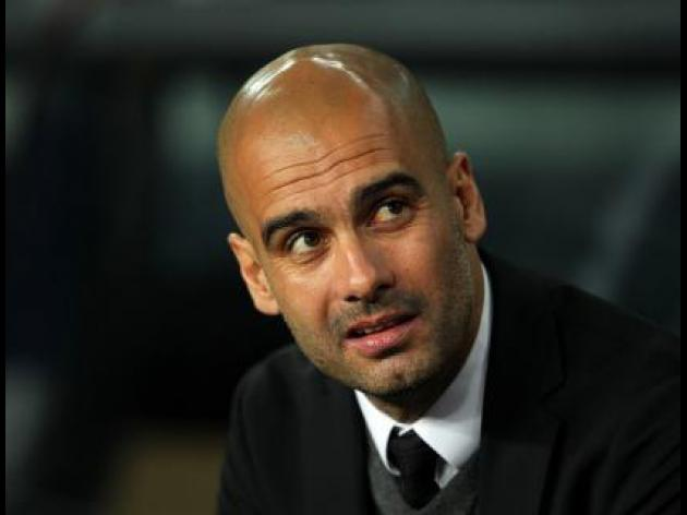 Guardiola dreaming of English adventure