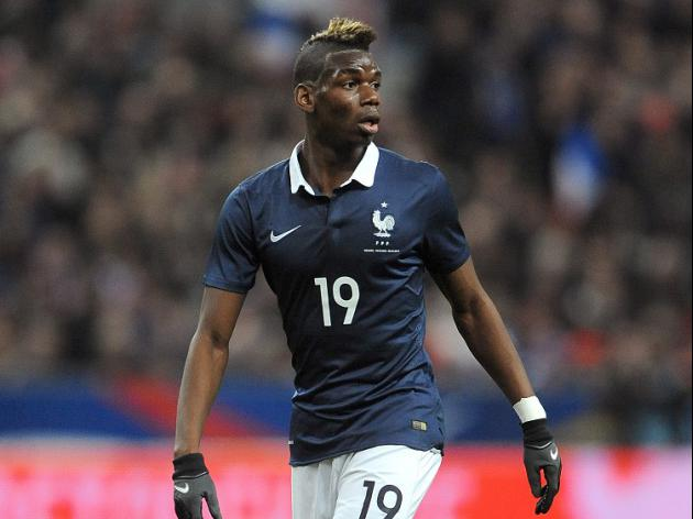 Pogba urged to keep calm