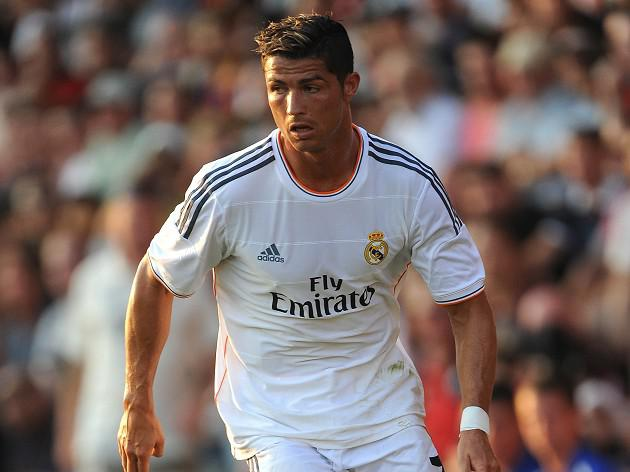 Ronaldo agrees new Real Madrid deal