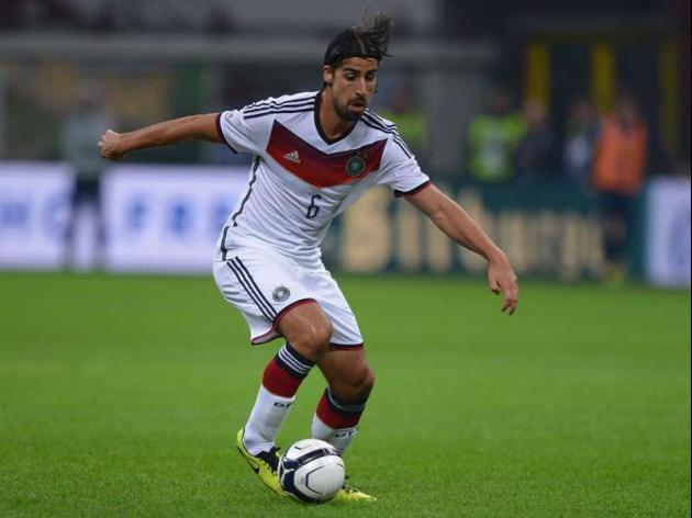 German defence must improve, warns Khedira
