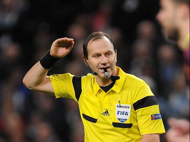 Eriksson to referee Bayern-United