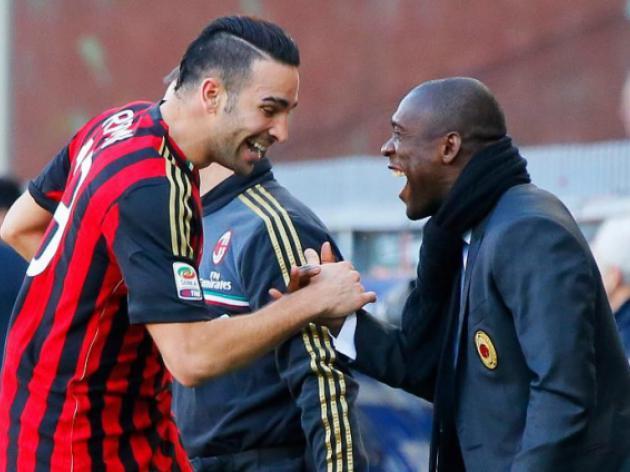 Milan sink Samp as Inter confirm draw king status