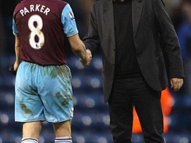 Avram Grant rewards Hammers by giving them three days off