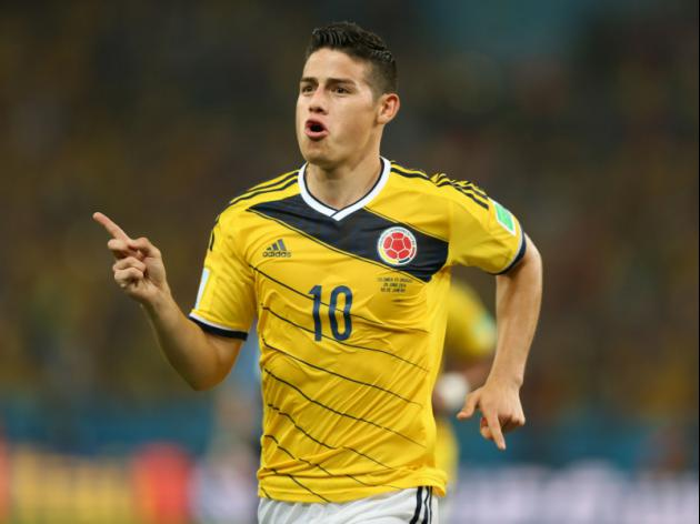 Is James Rodriguez set to be Real Madrid's next galactico?