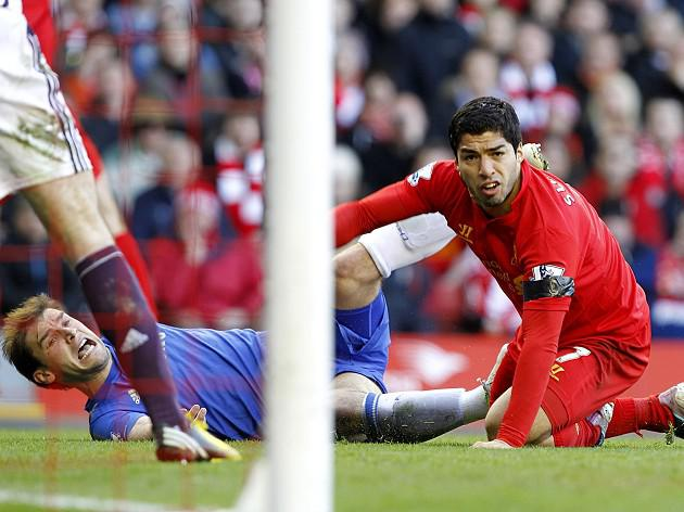 Ridiculous to sack Suarez - Barnes
