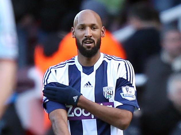 West Brom keep faith with Anelka