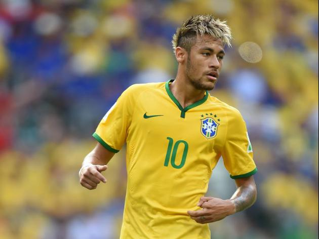 Neymar winning fitness battle