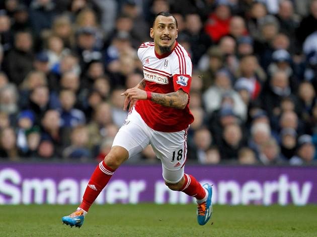 Mitroglou axed for Blues clash