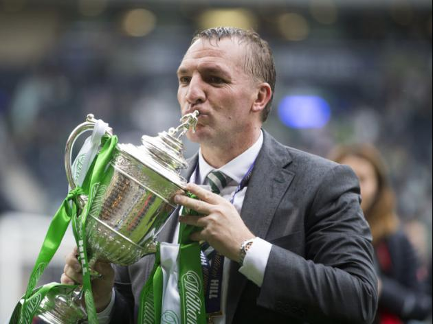 'The stars were aligned' for Celtic – Brendan Rodgers