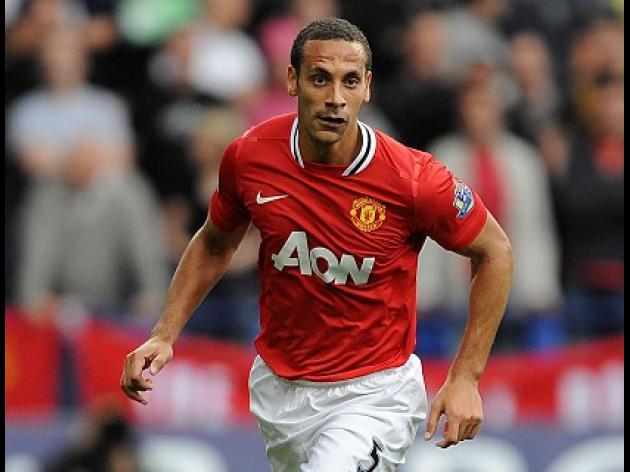 Ferdinand to miss Benfica clash