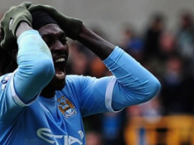 Harry admits Adebayor interest