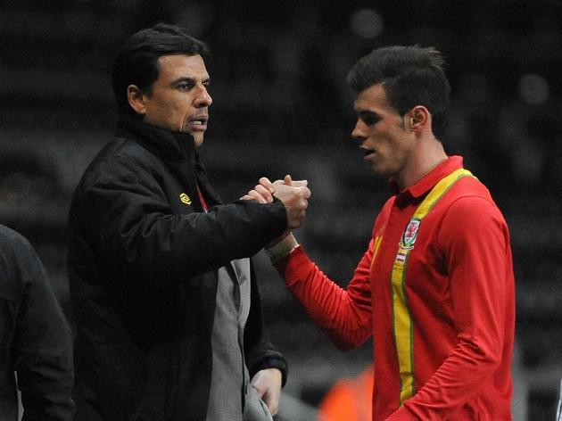 Wales boss Chris Coleman hails Gareth Bale