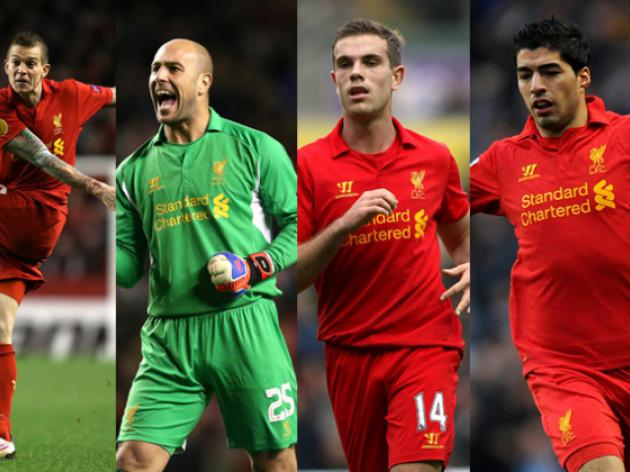 After Jamie Carragher who is Liverpool's next vice-captain? - Four candidates