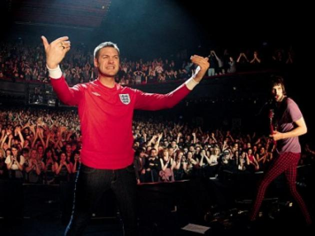 Charles Sale: Barmy England put shirt on Kasabian