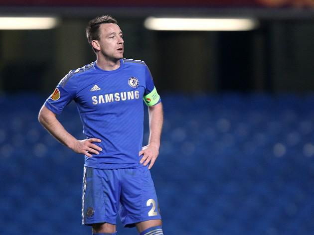 Chelsea captain John Terry praises Paolo Di Canio