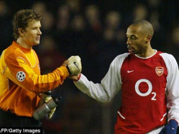 Jens Lehmann to team up with former Arsenal pal Thierry Henry at MLS side New York Red Bulls
