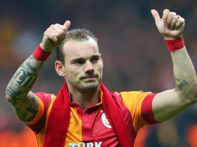 Sneijder moving to Chelsea? It would be a perfect fit