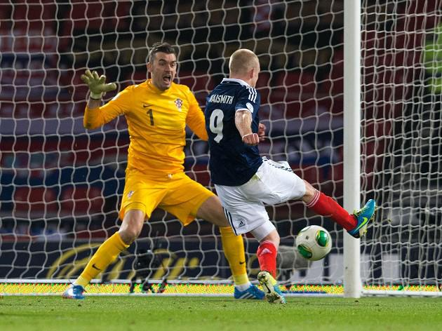 Scotland see off Croatia