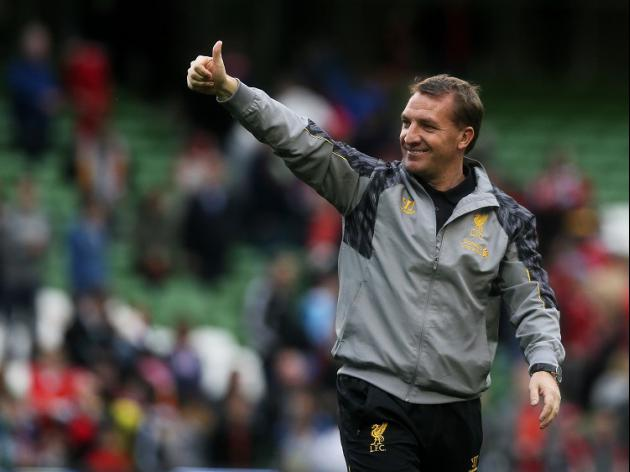 New Reds deal for Rodgers