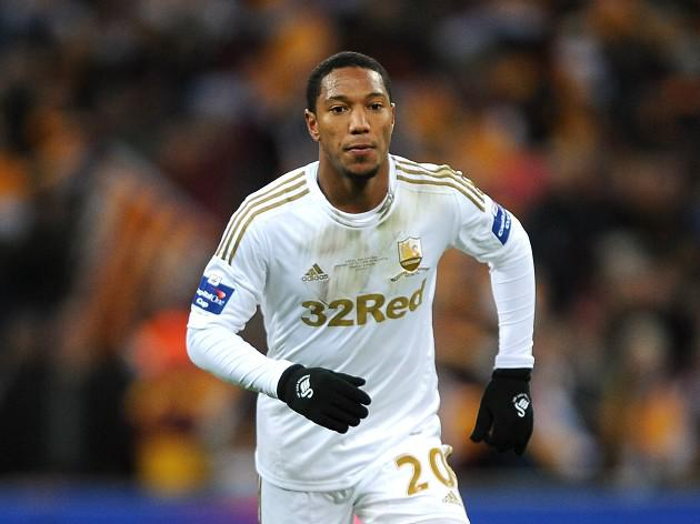 Swansea boss Michael Laudrup claims, 'Swansea is the place for De Guzman'