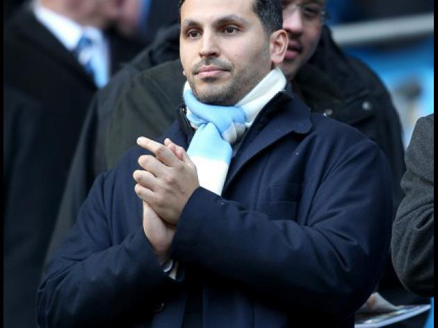 Khaldoon stands firm over Tevez