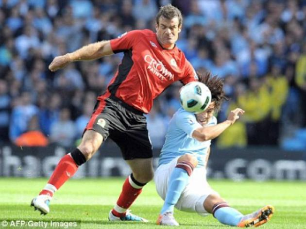 BLACKBURN v Fulham: Ryan Nelsen and Michel Salgado to undergo late fitness test