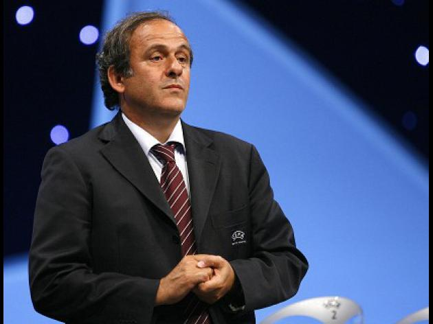 Platini saddened by Lennon threats