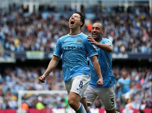 City clinch title with victory over West Ham
