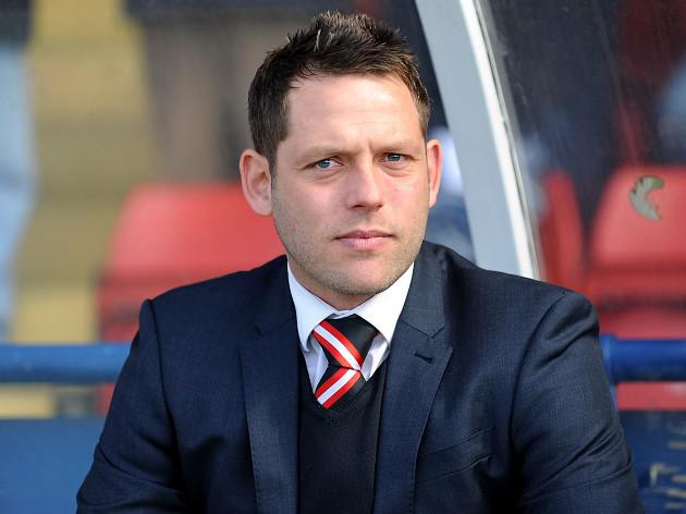 Leam Richardson quits job at Accrington Stanley
