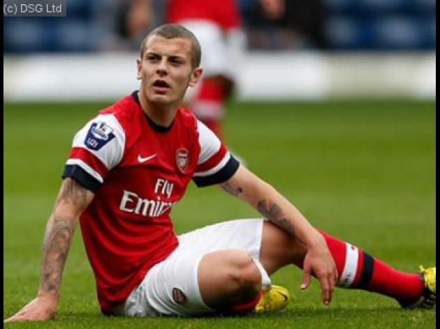 Wenger cautious over Wilshere recovery