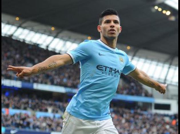 Aguero pens new City deal