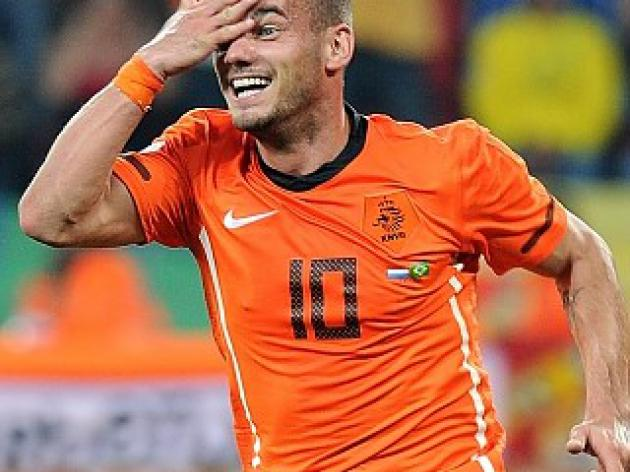 Netherlands 2-1 Brazil - Match report