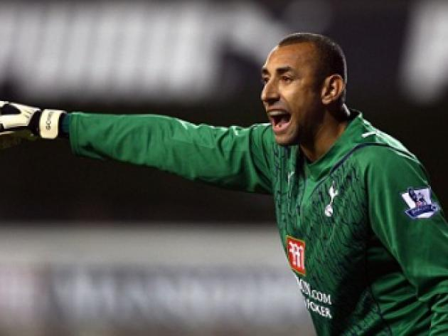 Fulham 0 Tottenham 0: Gomes finally lives up to billing as world class keeper