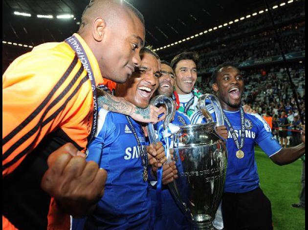 Kalou and Boswinga face Chelsea exit