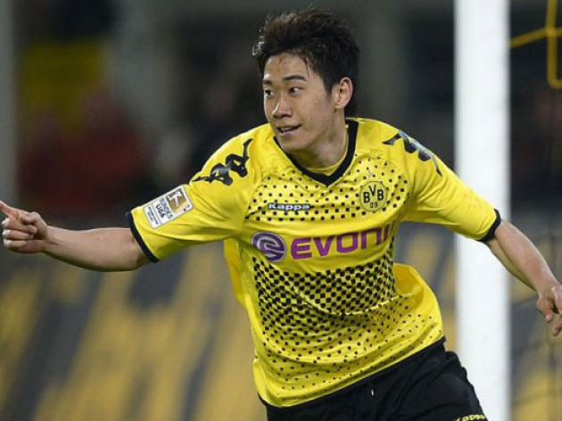 Borussia Dortmund re-open door to United star Kagawa