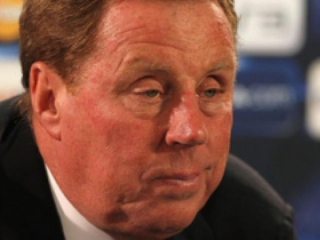 Redknapp dreams of Rooney capture