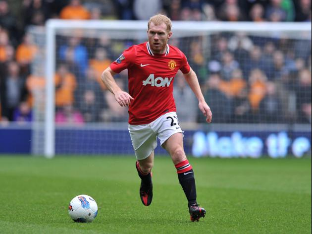 Paul Scholes signs four-year deal to become a pundit at BT Sport