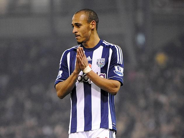 Samba beaten by Odemwingie for drama