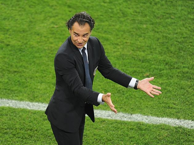 Prandelli sorry for race comment