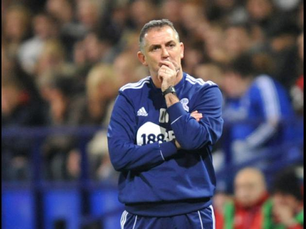 Bolton boss Owen Coyle sacked