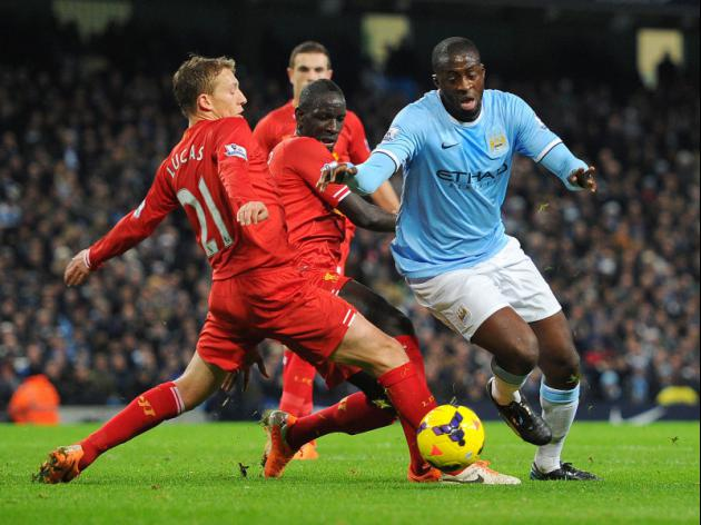 Liverpool V Manchester City on Sunday will decide the race for the Premier League title