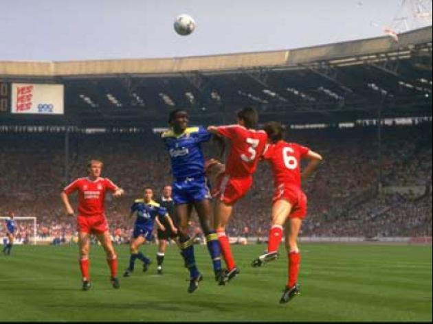 Top 10: Greatest FA Cup finals - 10 - Wimbledon 1 Liverpool 0 - 1988