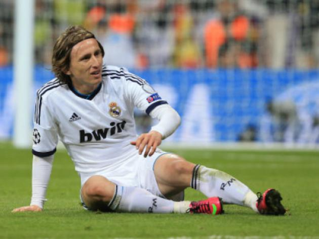 Is Mourinho looking to make Luka Modric Chelsea's fourth 'Amigo'
