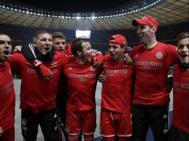 Hoffenheim hope Bayern suffer title hangover