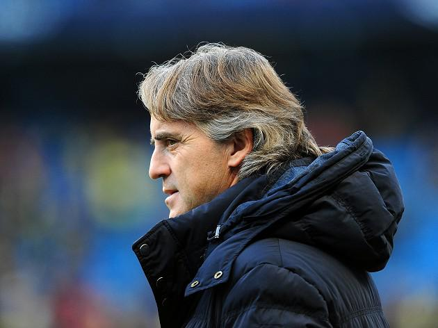 Mancini confident of chasing down United